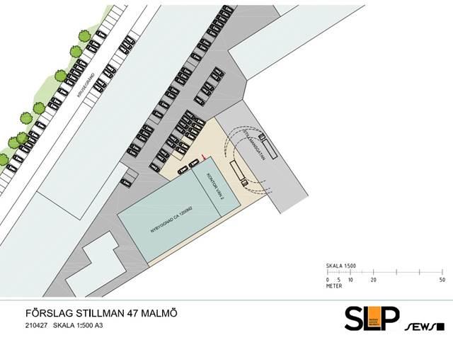 Stillmansgatan 12, Malmö