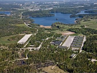 Regementsgatan, Almnäs, Södertälje - Industritomt