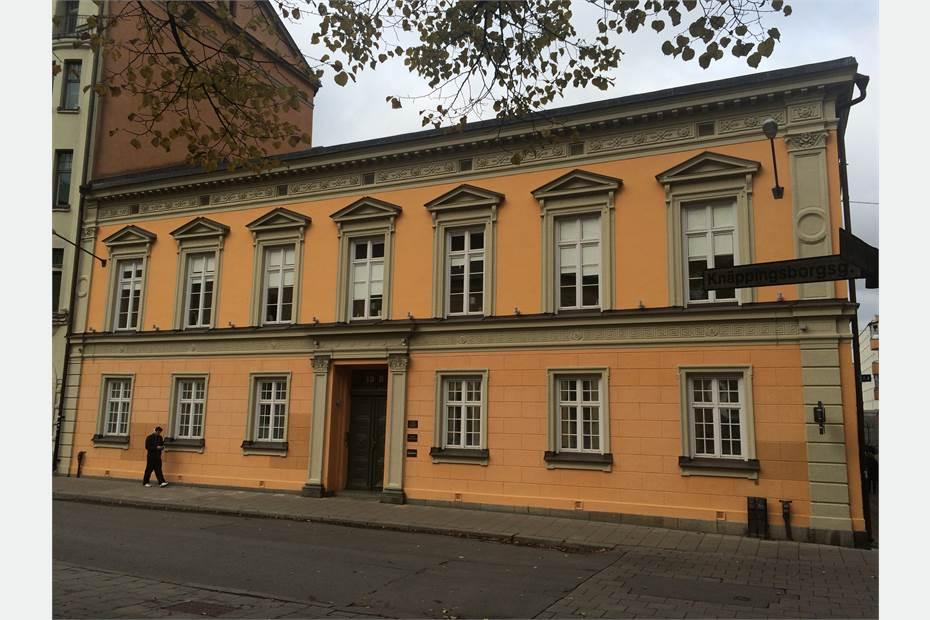 Knäppingsborgsgatan 13, Centralt, Norrköping - Kontor