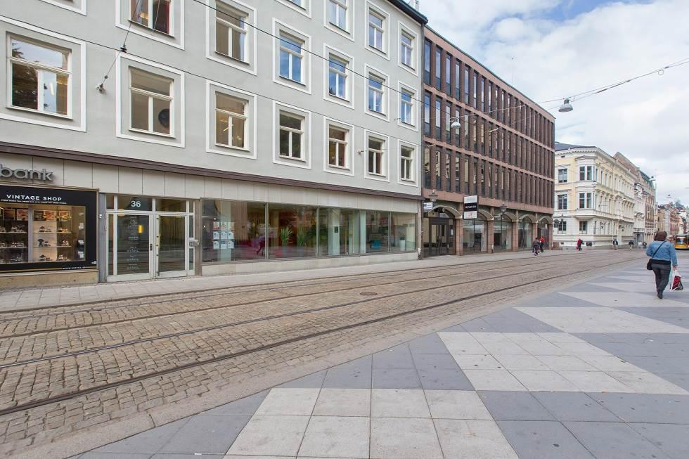 Drottninggatan 36, Centralt, Norrköping - Kontor
