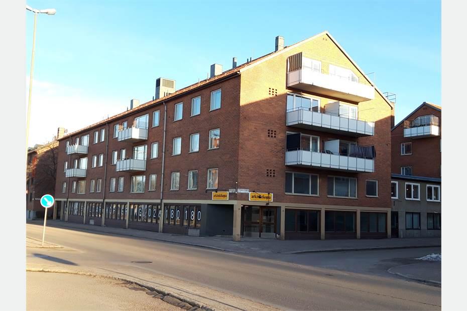 Norra Kopparslagargatan 18, Centralt, Gävle -