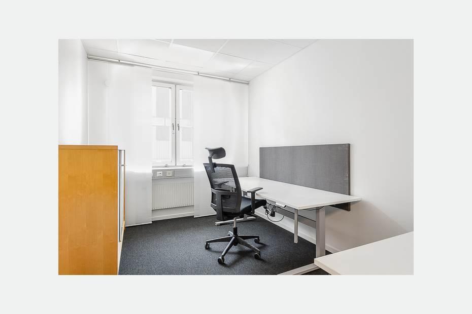 Stiligt kontor