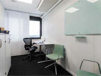 Utsökt kontor med om 9-12 kvm för 1-2 arbetsplatser