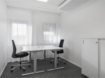 Ljust och fint kontor