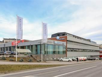 Hovslagarevägen 2, Häggvik, Sollentuna - KontorLager/Logistik