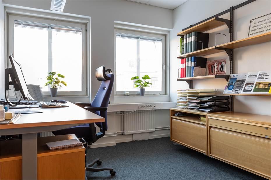 Exempelbild kontorsrum