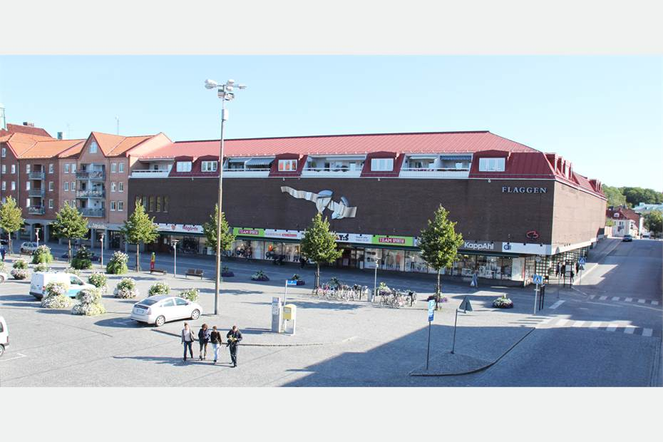 Kungsgatan 34, Centrum, Karlshamn - Butik