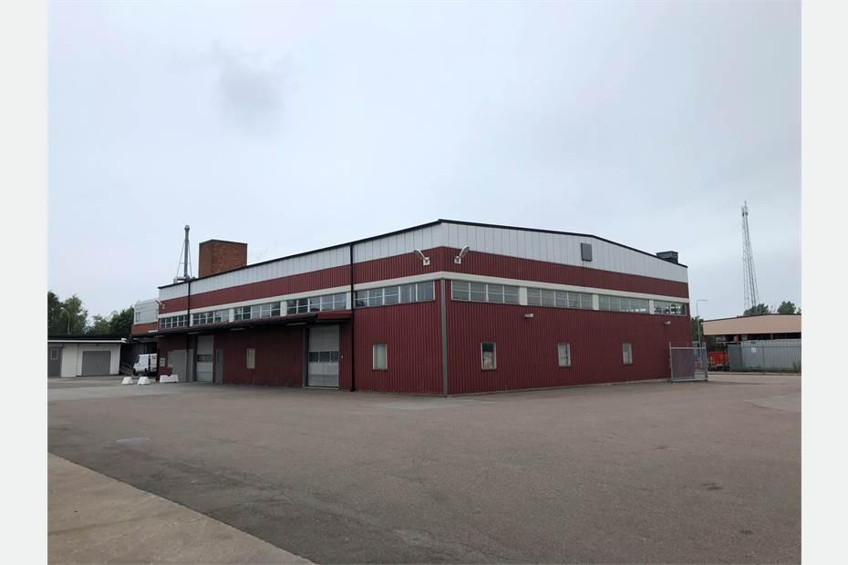 Industrigatan 121, Råå, Helsingborg - Lager/LogistikÖvrigt