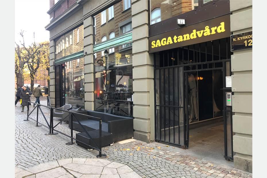 Norra Kyrkogatan 12, Centrum, Helsingborg - Kontor