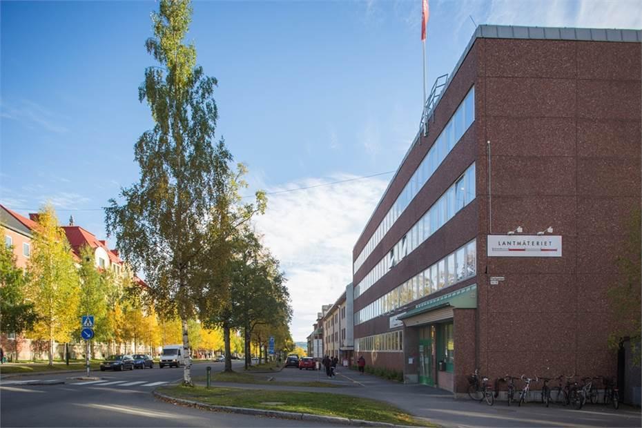 Kyrkgatan 76, Östersund, Östersund - Kontor
