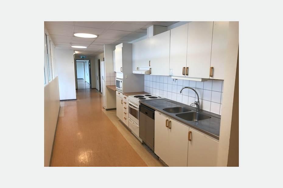 Dicksons väg 4, Rosengård, Malmö - KontorKontorshotellÖvrigt