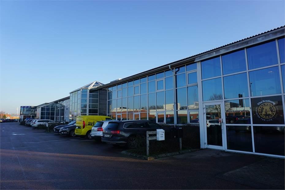 Kristinebergsvägen 22, Söndrums industriområde, Halmstad - Kontorshotell