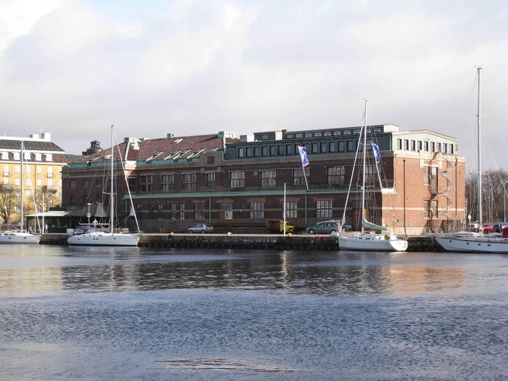 Strandgatan 1, Centrum, Halmstad, Halmstad - Kontor