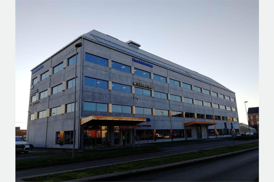 Gamletullsgatan 12, Centrum, Halmstad, Halmstad - Kontorshotell