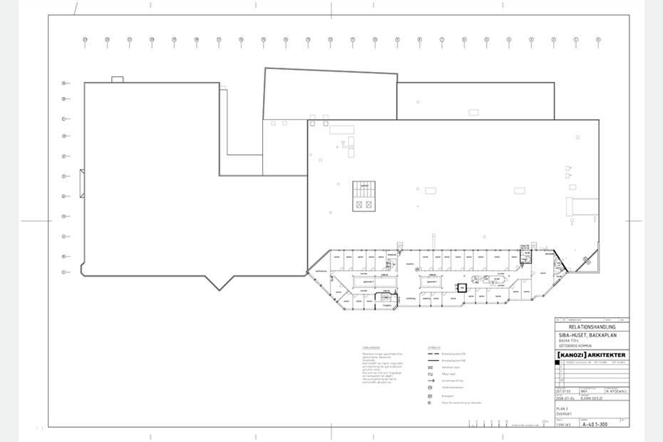 Deltavägen 6, Backaplan, Göteborg - Kontor/Showroom