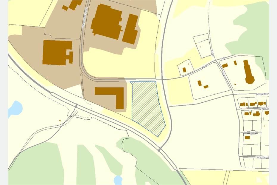 Transformatorgatan 15, Mjölby - Lundby och Sörby indu, Mjölby - IndustritomtLagertomtTomt,