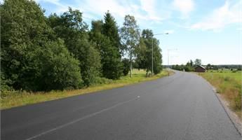 Området från Hamrångevägen