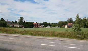 Området sett från Hamrångevägen