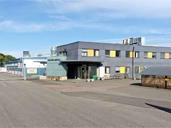 Välkommen till Torslanda
