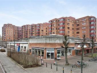 Barkgatan 20, Folkets Park / Möllevången, Malmö - Kontor