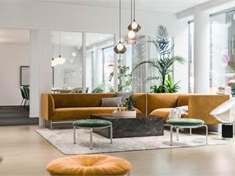 Interiör lounge