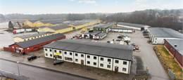 Fastighet till salu Bruksv. 9-15 & Industrig. 16, Höör
