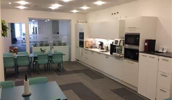 Kök och lunchrum