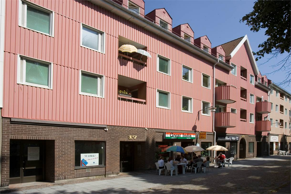 Kvilletorget, Kvillestaden, Göteborg - Butik