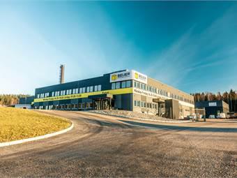 Industrigatan 12, Ramnaslätt, Borås - Kontor