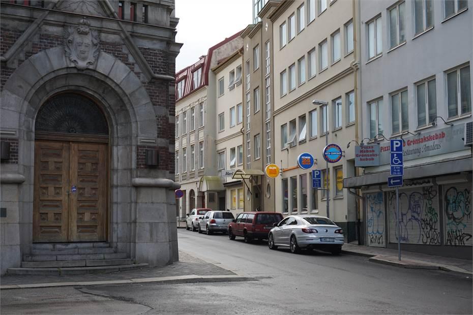 Prästgatan 12, Centrum, Helsingborg - Lager/Logistik
