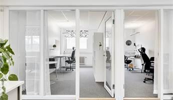 Ljus och luftiga kontor
