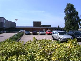 Svarvaregatan 5, Larsfrids industriområde, Halmstad - Industri/VerkstadKontorLag