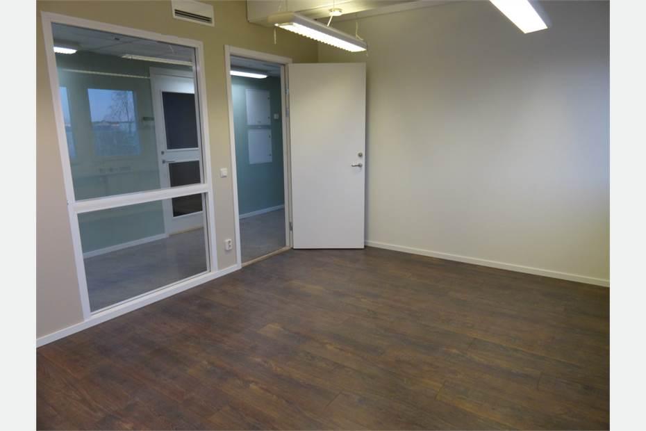 Kontor 16 m², plan 3