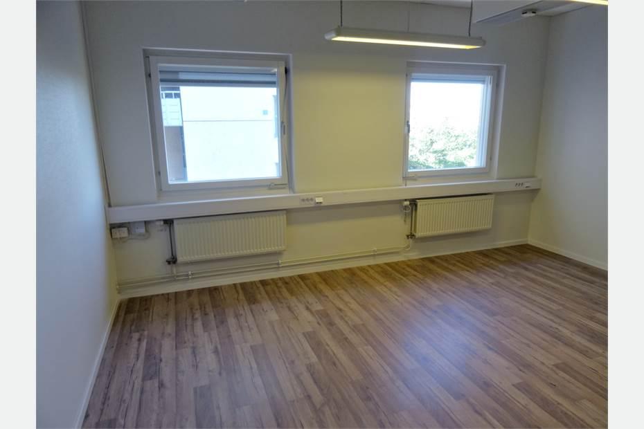 Kontorsrum 16 m², plan 3