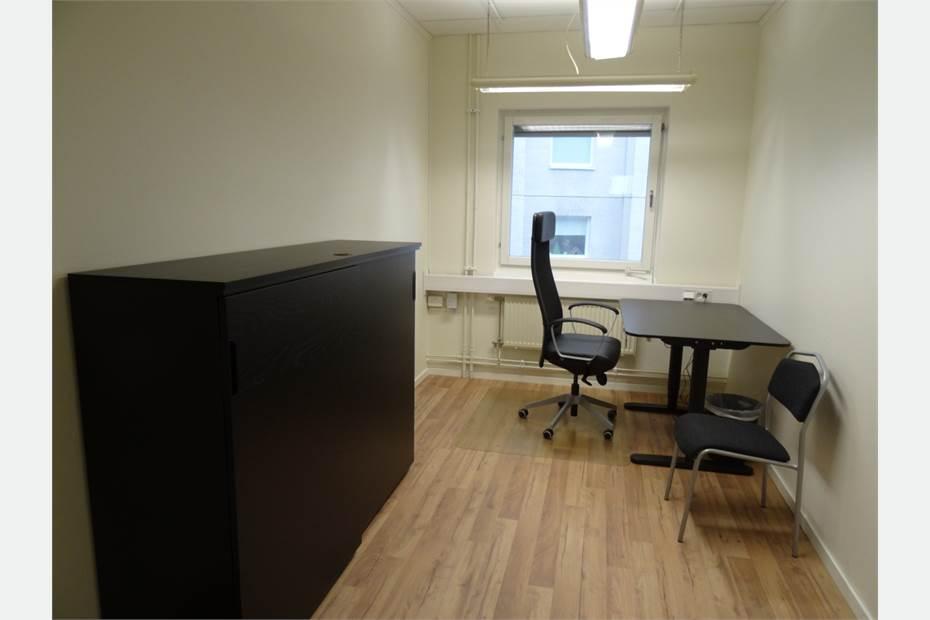 Kontor 10 m², plan 3
