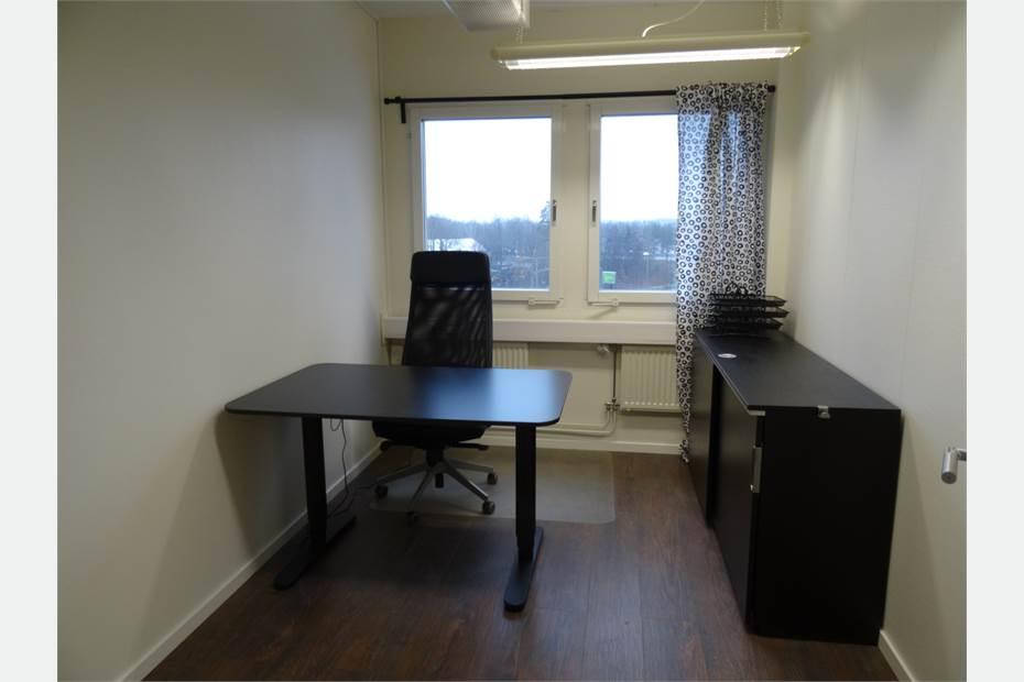 Kontor 8 m², plan 3