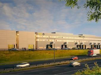 Stockholmsvägen 26, Upplands Väsby, Upplands Väsby - KontorLager/Logistik