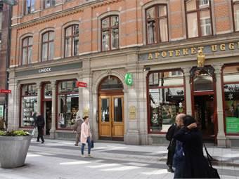 Vacker fastighet anno 1870-tal bara 150 meter från Åhléns och T-centralen.