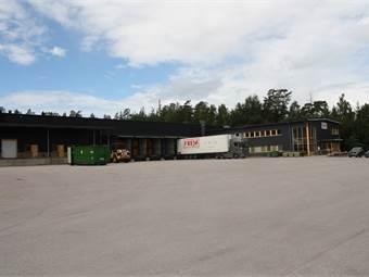 Himmelsbodavägen 10, Skyttebrink, Tumba - Lager/Logistik