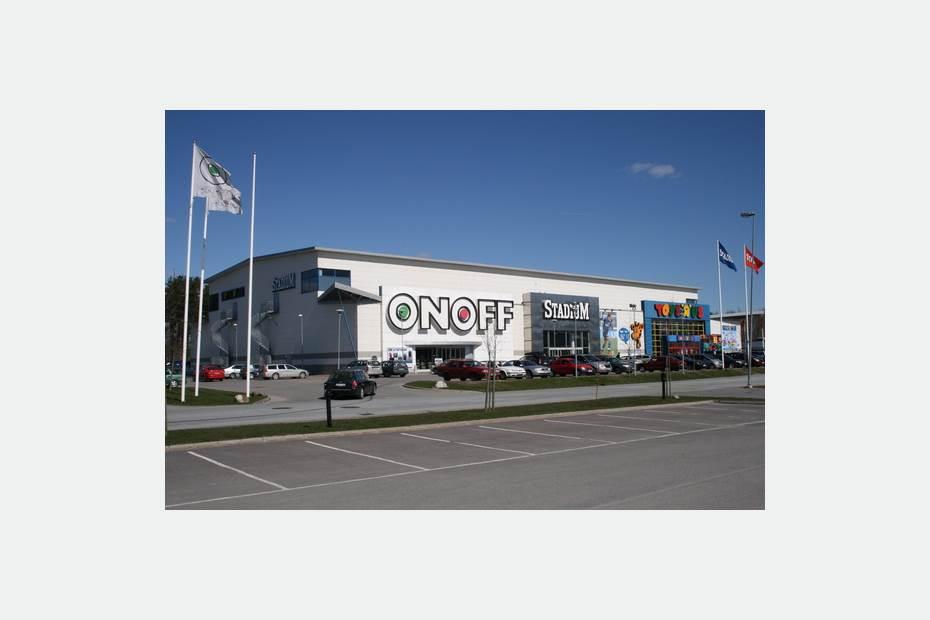 Bolagsvägen 3, Marieberg centrum, Örebro - Butik