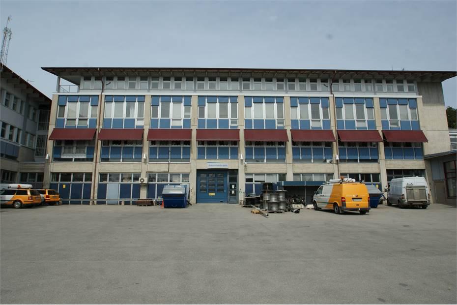 Kontor/förråds hotell baksida, Kilowattvägen 12, Haninge / Handen, Haninge / Handen - ButikIndustri/verkstadKont