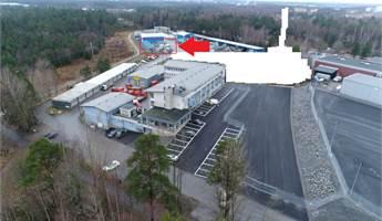 Carportlänga + arrenderbar mark