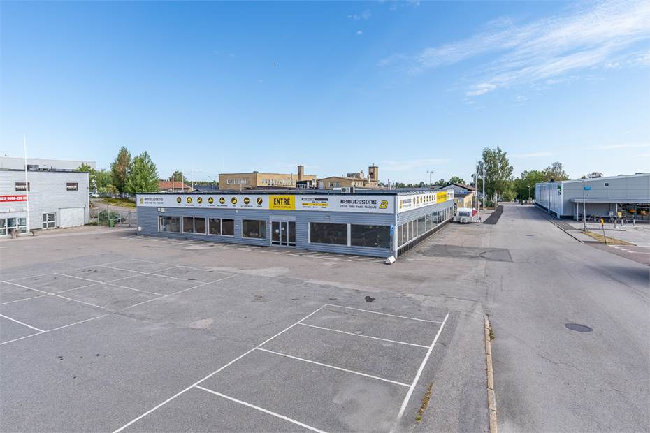Edholmsgatan 28, Allén, Västervik - Butik