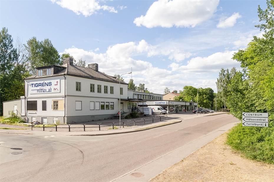 Storgatan 22, Centralt, Hofors - Butik Kontor Lager/Logistik