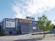 Ledig lokal, Västra Järnvägsgatan 1, Willyshuset, Tranås