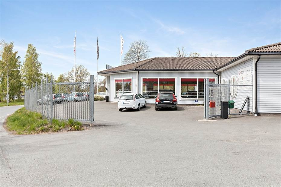 Kaffekullevägen 1A, Eksjö, Eksjö - Butik Industri/Verkstad