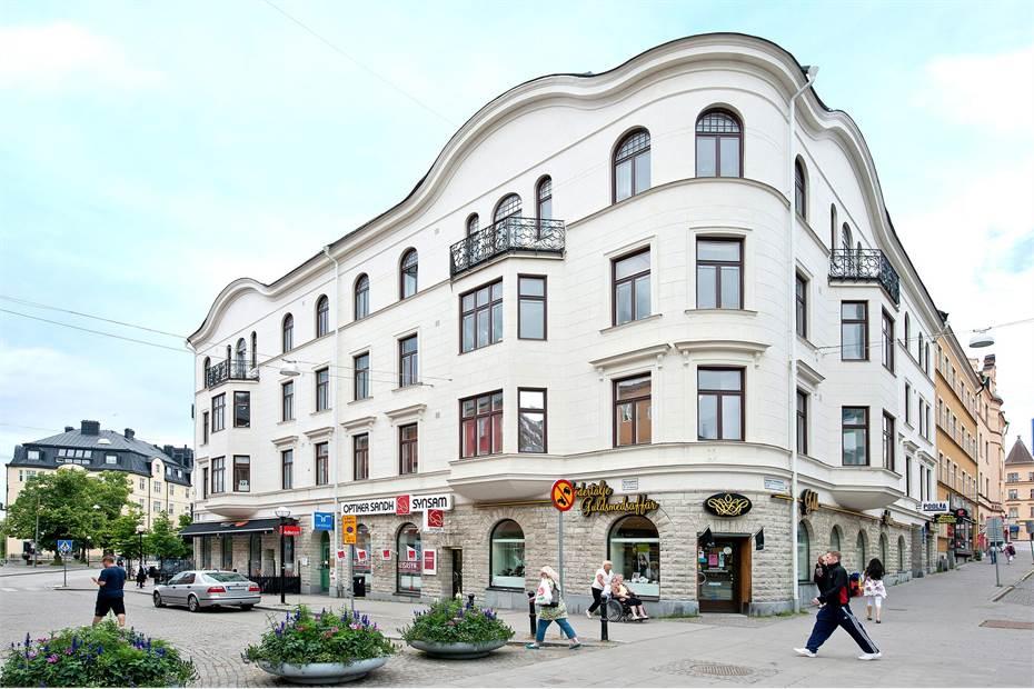 Storgatan 1, Centrum, Södertälje - Kontor