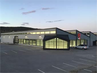 Bultgatan 20, Nacksta, Sundsvall - ButikIndustri/VerkstadKont