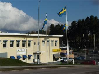 Ingången Kungsgatan 51