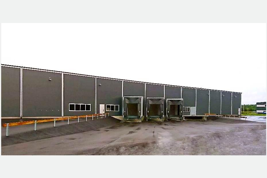 Handelsvägen 10, Nättraby, Nättraby - Kontor Lager/Logistik